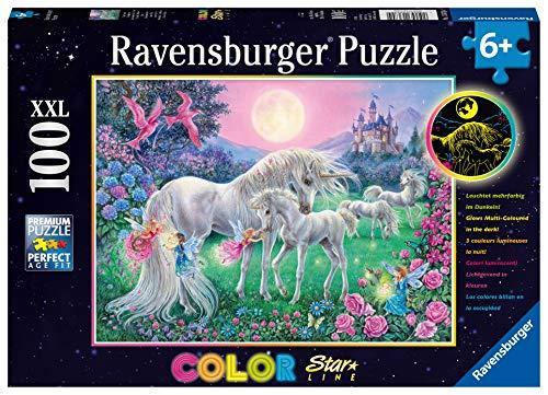 Ravensburger Kinderpuzzle 13670 - Einhörner im...
