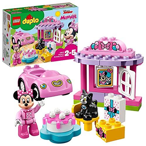 LEGO 10873 DUPLO Disney Minnies Geburtstagsparty, Bauset mit Minnie...