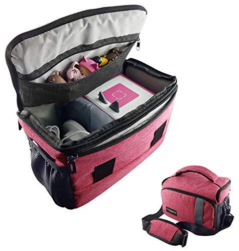 Tasche für Toniebox und Zubehör mit Schultergurt | Platz für bis zu...