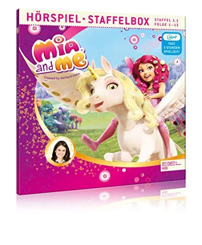 Mia and me - Staffelbox 1.1 (mp3-CD) - Folge 1 - 13