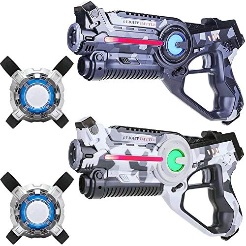 Light Battle Active Lasertag für zuhause - 2X...