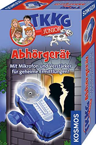 KOSMOS 654504 TKKG Junior - Abhörgerät, Detektivspielzeug, Detektiv...