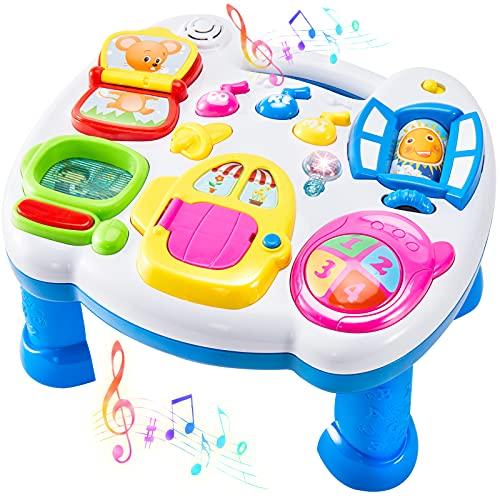 LINFUN KIDS Baby Spielzeug Lernspielzeug 1 + Jahr, Musikspielzeug...