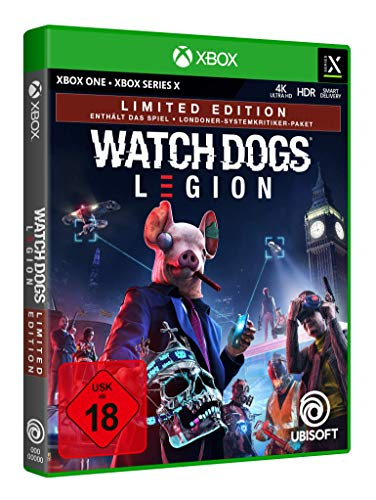 Watch Dogs Legion Limited Edition - exklusiv bei Amazon - [Xbox One]