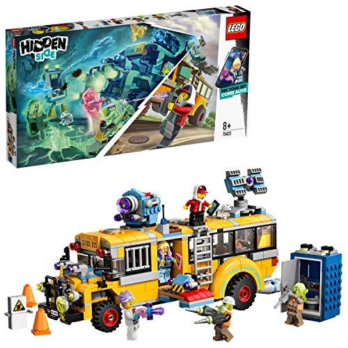 LEGO Hidden Side 70423 Paranormaler Abfang-Bus 3000, Spielzeug für...