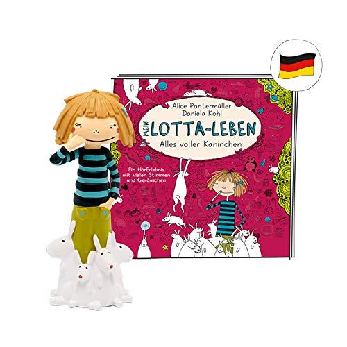 tonies Hörfiguren für die Toniebox - Mein Lotta-Leben...