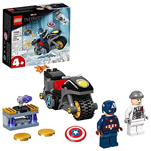 LEGO 76189 Marvel Super Heroes Duell zwischen Captain America und...