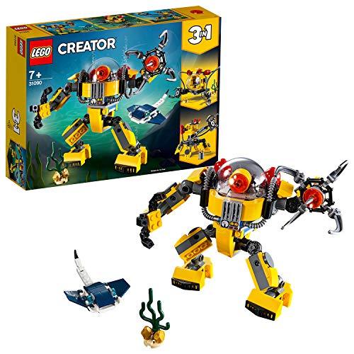 Lego 31090 Creator Unterwasser-Roboter, U-Boot oder...