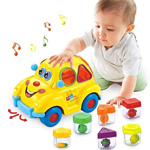 HOLA Baby Spielzeug 6-18 Monate, Früherziehung...