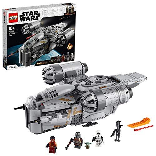 LEGO 75292 Star Wars Der Mandalorianer – Razor Crest,...