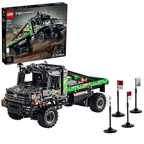 LEGO 42129 Technic 4x4 Mercedes-Benz Zetros Offroad-Truck,...