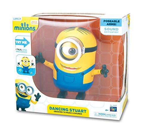 Mondo Thinkway Toys 31007 - Original Minions - Tanzender Stuart,...