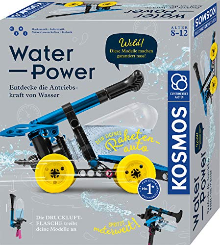 KOSMOS Water Power, Entdecke die Antriebskraft von Wasser, Bausatz...
