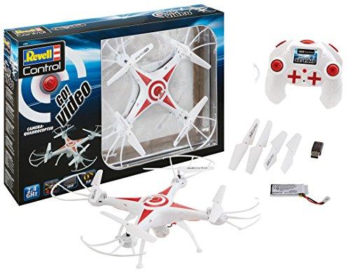 Revell Control 23858 RC Kamera-Quadcopter GO! Video, 2.4GHz, Akku,...