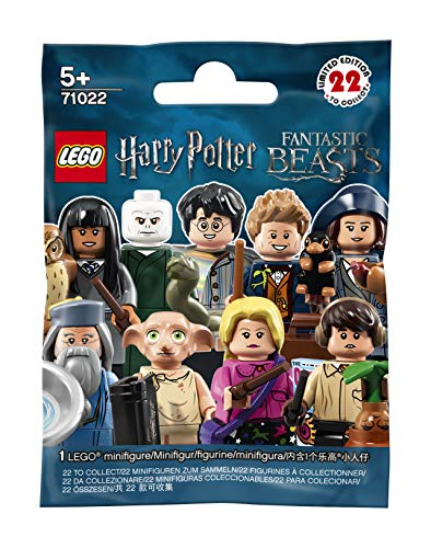 LEGOMinifigur Harry Potter und Phantastische Tierwesen Bauset 71022...