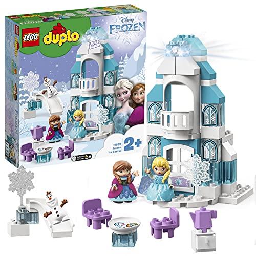 LEGO 10899 DUPLO Princess Frozen Elsas Eispalast, Bauset mit einem...
