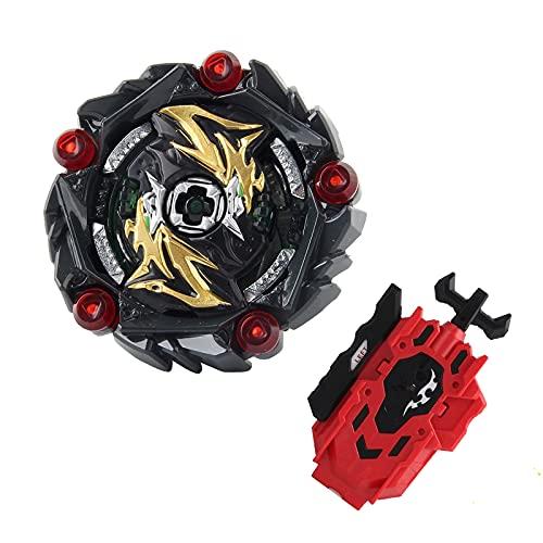 QIANQ Beyblade Burst Turbo Set, Gyro Burst Kreisel Set,4D Bayblade...