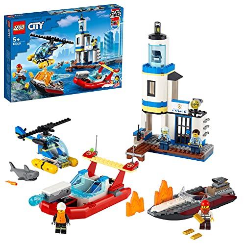 Steinchenwelt Lego City Police 60308 Polizei und Feuerwehr im...