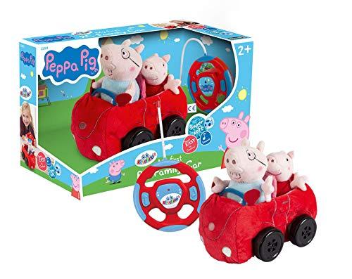 Revellino 23203 Mein erstes RC Car mit Peppa Wutz und Pappa Pig, 40MHz...