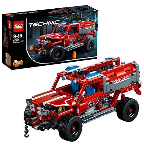 LEGO 42075 Technic First Responder (Vom Hersteller nicht mehr...