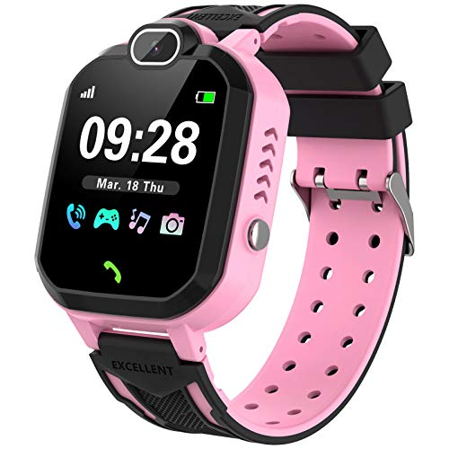 Kinder Smartwatch, Musik Player Telefon für Kind mit...