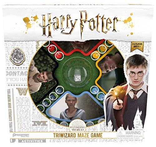 Goliath Games Harry Potter Triwizard Maze Game Classic 4331-06d, Spiel...