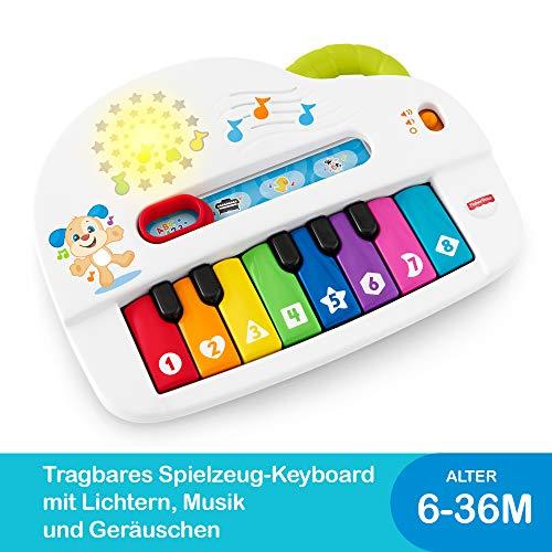 Fisher-Price GFK01 - Babys erstes Keyboard, Piano...