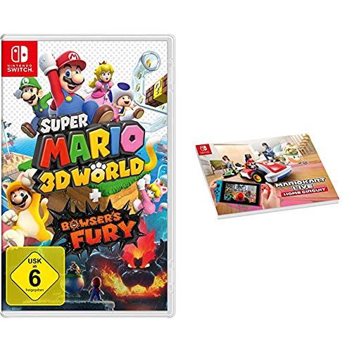 Super Mario 3D World + Bowser's Fury [Nintendo Switch] + Mario Kart...