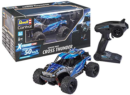 Revell Control 24831 X-Treme schneller RC Truggy Cross...