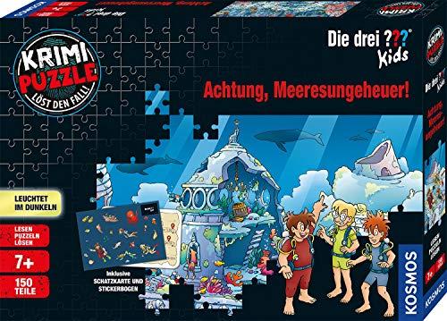 Kosmos680664Krimi Puzzle Die drei ??? Kids -...
