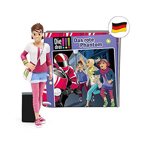 tonies Hörfiguren für Toniebox - Die DREI!!! - Das rote Phantom -...