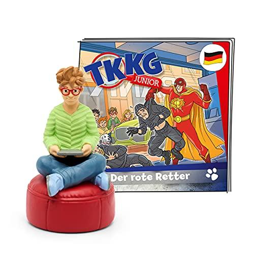 tonies Hörfiguren für Toniebox, TKKG Junior – Der rote Retter,...