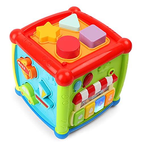 LBLA Musikspielzeug Baby Spielzeug 1 Jahr 2 Jahren...