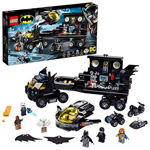 LEGO DC Super Heroes 76160 Mobile Batbasis