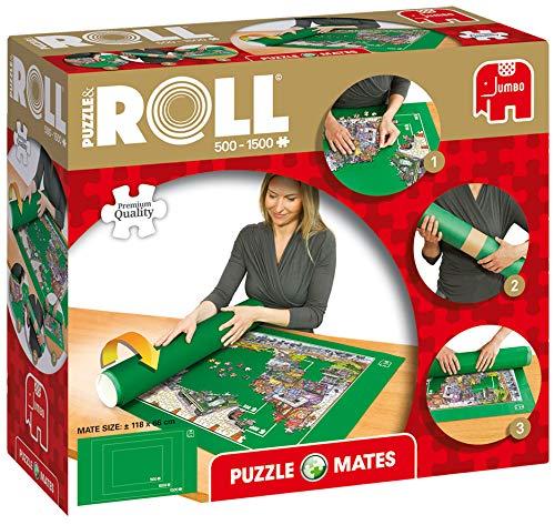 Jumbo Spiele 17690 Puzzle & Roll Puzzlematte bis 1500...
