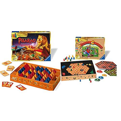 Ravensburger 26656 - Der zerstreute Pharao - Gesellschaftsspiel für...