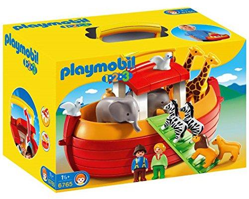 Playmobil My Take Along 1.2.3 Noah´s Ark Spielzeugfiguren-Set für...