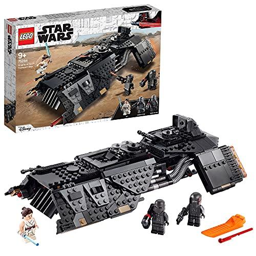 LEGO 75284 Star Wars Transportraumschiff der Ritter von Ren, Bauset...