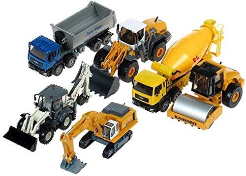 Toy model Spielzeug-Legierung Druckguss Metall Spielzeug Auto Graben...