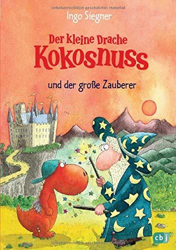 Der kleine Drache Kokosnuss und der große Zauberer (Die Abenteuer des...