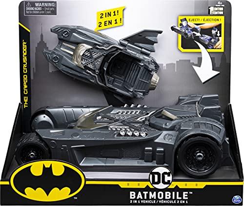 Batman 2-in-1-Fahrzeug - Batmobil und Batboot in einem - zur...