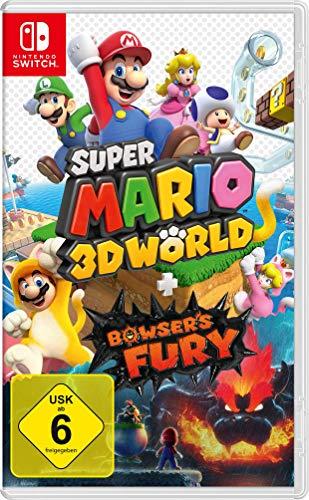 Super Mario 3D World + Bowser's Fury [Nintendo Switch]