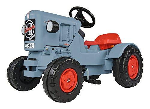 BIG - Traktor Eicher Diesel ED 16 - Trettraktor mit 3-Stufen... *