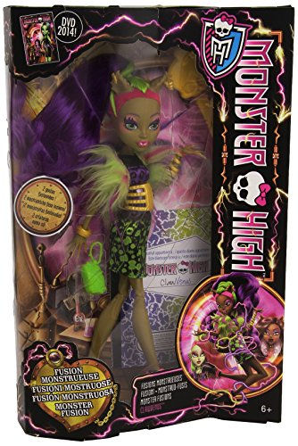 Monster High – Ccb36 – Puppe, Monstrueuse Fusion...