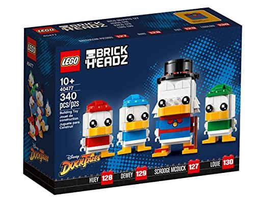 LEGO® BrickHeadz™ Disney - Dagobert Duck, Tick, Trick & Track...