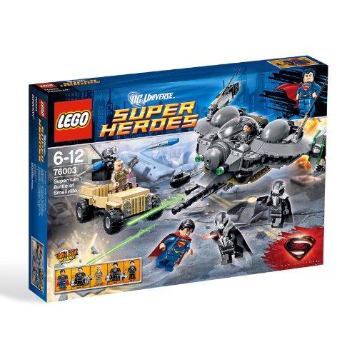 LEGO 76003 - DC Universe Super Heroes Superman, Set 2