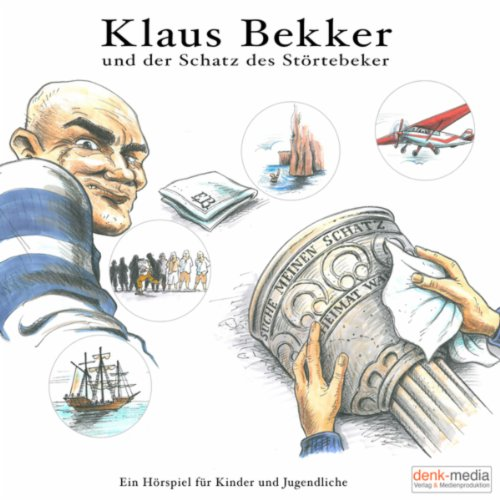 Klaus Bekker und der Schatz des Störtebeker - Ein...