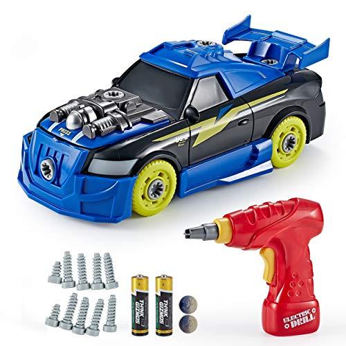 Think Gizmos Spielzeug-Bausatz für Kinder - Bauen Sie Ihren eigenen...