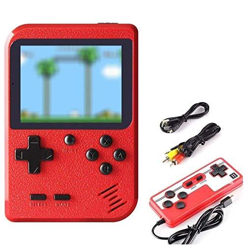 Handheld Spielkonsole, Etpark 400 Klassische Spielen 2.8-Zoll-LCD-Bildschirm tragbare Retro-Videospielkonsole...