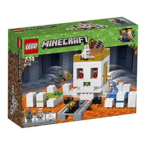 LEGO 21145 Minecraft Die Totenkopfarena (Vom Hersteller nicht mehr...